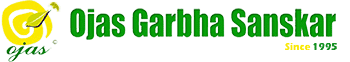 Ojas Garbh Sanskar Logo